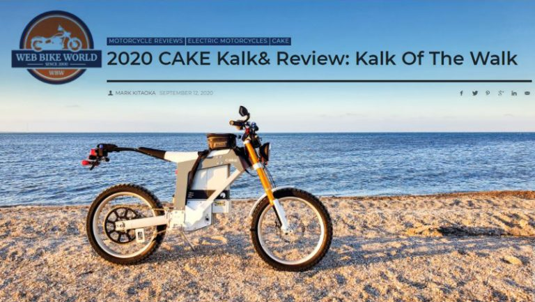 WebBikeWorld 2020 CAKE Kalk& Review: Kalk Of The Walk